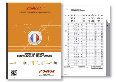 Catalogue industriel