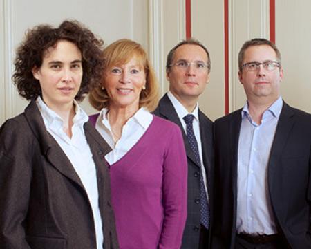 Portraits d'avocats